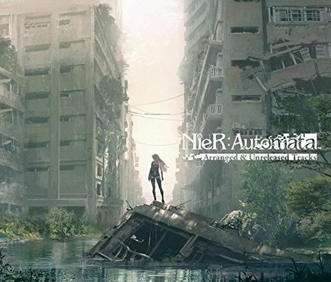 PS4「ニーア オートマタ(NieR:Automata)」のアレンジCD2枚組予約開始!サントラ未収録の楽曲も収録