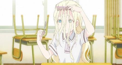《あそびあそばせ》6話感想・画像 勉強できる華子ちゃん!オリヴィアちゃんは髪切るのに失敗しても可愛い