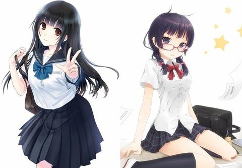アニメのヒロインは「優等生」と「ドジっ子」どっちのタイプが好き?