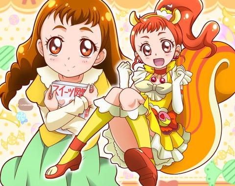 《キラキラ☆プリキュアアラモード》ひまりちゃんってただでさえ出番控えめなのに新キャラ来たら本格的にやばい