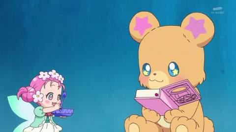 《プリキュアシリーズ》で一番可愛い妖精といえば?