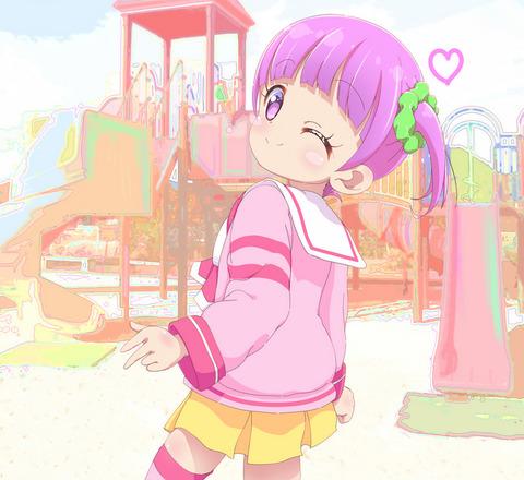 《プリパラ》のんちゃんも児童公園で遊んだりするんだろうか