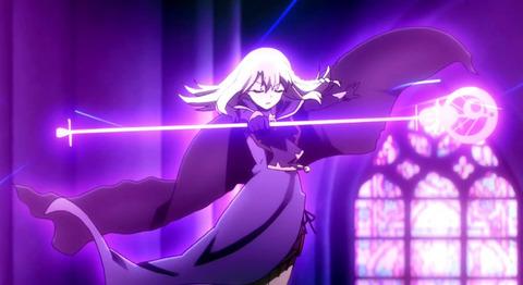 《Fate/kaleid liner プリズマ☆イリヤ 3rei!!(ドライ!!)》3話感想・画像 ヤバい!キャスターイリヤめちゃくちゃかっこいいな