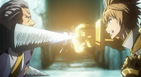 《叛逆性ミリオンアーサー》3話感想・画像 ドリルは男のロマン