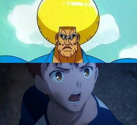 《Fate》ボーボボ「キサマが俺のマスターか?」 士郎「・・・!?」