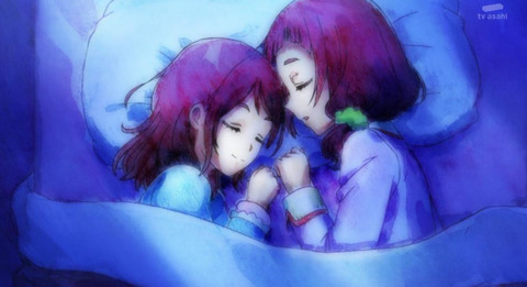《HUGっと!プリキュア》34話感想・画像 はなちゃんとことりちゃんの姉妹愛