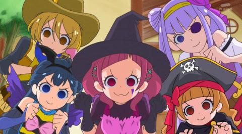 《HUGっと!プリキュア》38話感想・画像 ハロウィン回!みんなコスプレ衣装でパーティーに参加
