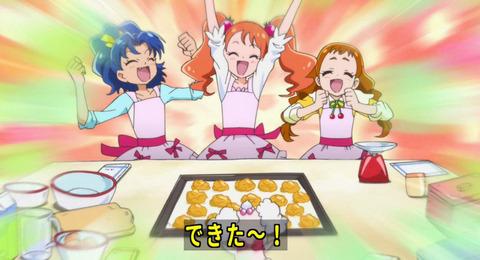 《キラキラ☆プリキュアアラモード》4話感想・画像 3人で友情を深めあったな!次回からは大人の香り
