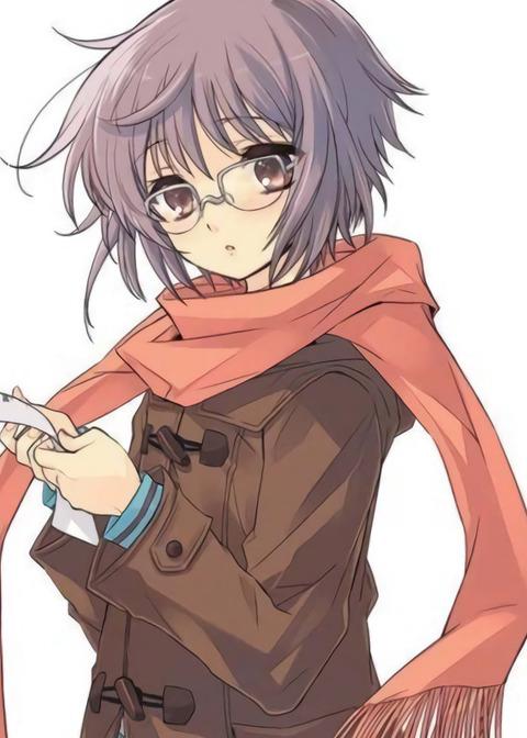 「眼鏡を掛けてるキャラ」で好きなのを挙げていきなさい!!!