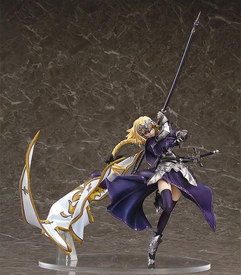 《Fate/Apocrypha》フィギュア「ジャンヌ・ダルク」予約開始!装備の細やかさはもちろん手にした超大な旗の造形もまた見所