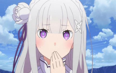 《Re:ゼロから始める異世界生活(リゼロ)》のアニメ1話見た人どうだった?