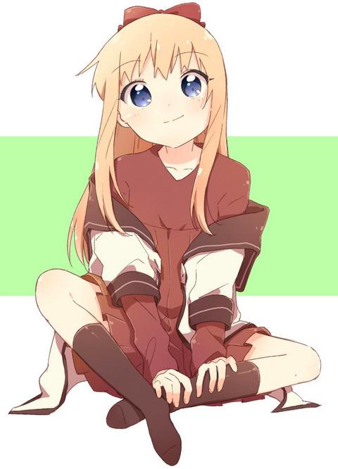 《ゆるゆり》歳納京子ちゃんにスケベしたい
