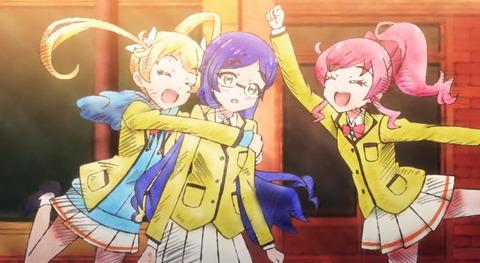 《キラッとプリ☆チャン》2話感想・画像 みらいちゃん、えもちゃん、りんかちゃん、仲間が3人揃った