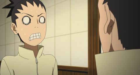 《BORUTO-ボルト-》43話感想・画像 奈良一家もやっぱいいね!シカダイがお父さんの話に興味津々なのが嬉しい