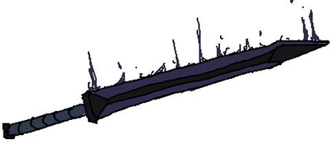 【画像】カッコいい武器描いたから誰か命名してくれ