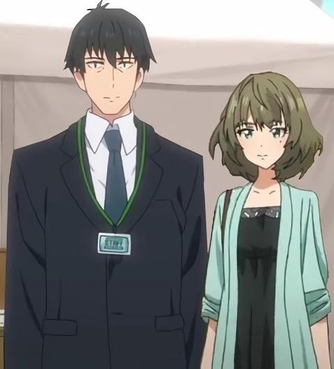 高垣楓さんとプロデューサーさんって良い夫婦になりそうじゃない?