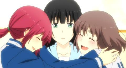 《ReLIFE -リライフ-》10話感想・画像 日代・狩生・玉来の三人の持ちつ持たれつの関係が実に微笑ましい