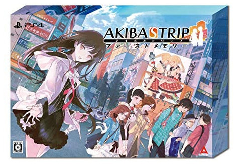 PS4&Switch「AKIBA'S TRIP ファーストメモリー」予約開始!「AKIBA'S TRIP」をHDリマスター化