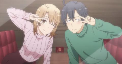 《俺ガイル》OVAのいろはすとのデートマジでヤバかった!!!