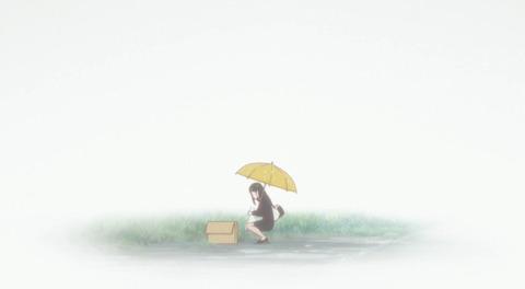 《彼女と彼女の猫 -Everything Flows-》4話(最終回)感想・画像 人と猫との繋がり短いながらも本当に素敵なアニメでした