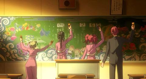 《あまんちゅ!》5話感想・画像 ダイビング部でこの絵のクオリティとは