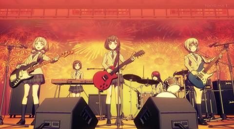 《BanG Dream! 2nd Season(バンドリ2期)》6話感想・画像 Afterglow回!強い絆で結ばれてるね