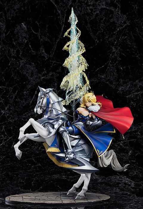 《Fate/GO》フィギュア「ランサー/アルトリア・ペンドラゴン」予約開始!霊基第三段階の衣装でスケールフィギュア化