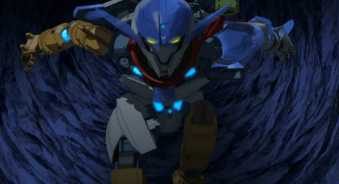 《ID-0 -アイディー・ゼロ-》2話感想・画像 宇宙ものアニメで戦争ではなく開拓が主軸って貴重だし面白い