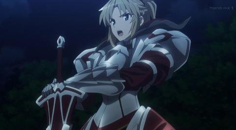 《Fate/Apocrypha》1話感想・画像 Fateのアニメ1話のこれから始まるって感じやっぱり良いな