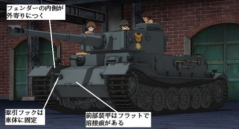 《ガルパン》「装甲固すぎて砲弾が貫かない!」←これマジなの?