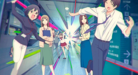 アニメ制作は「SHIROBAKO」 ゲーム制作は「NEW GAME」次はどの職業のアニメがくるかな?