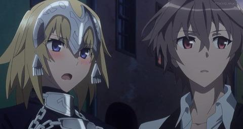 《Fate/Apocrypha》18話感想・画像 お互いの正義がぶつかったジャンヌとアタランテ