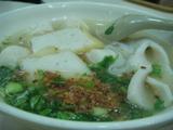 魚団子の麺