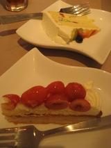 ケーキ&パフェ