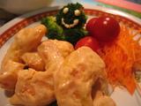 ゆうなの夕食2
