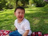 リッキー泣き顔