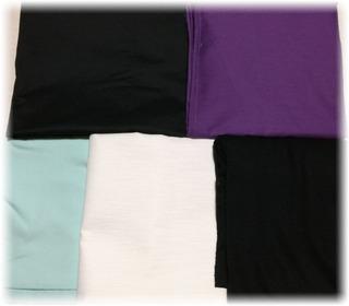 シロの衣装用+附属物の生地