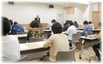弁護士の山崎先生をお迎えしての講習会