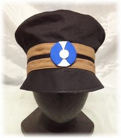 ノボリの帽子