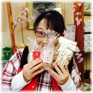 気になる桜モノをゲット!