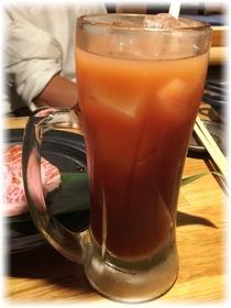 カシスオレンジは甘過ぎ( ̄_ ̄i)