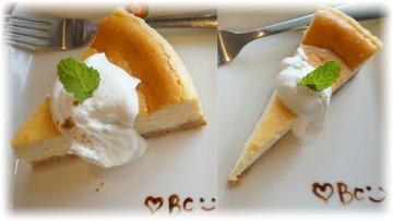 1チーズケーキ♡