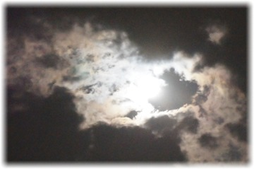 幻想的な空・・♡