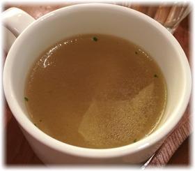 本日のカップスープ