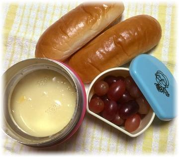 コーンクリームスープランチ