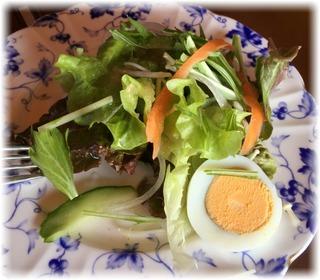 今日のサラダ