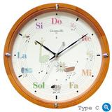 音波時報時計