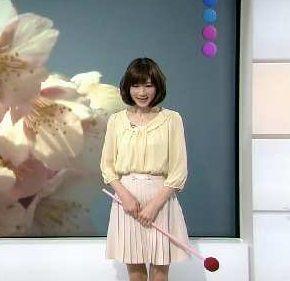 ファッションも魅力的な井田寛子