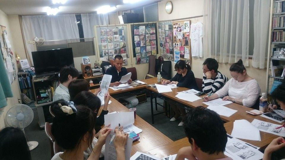 音楽著作権講座授業中_n