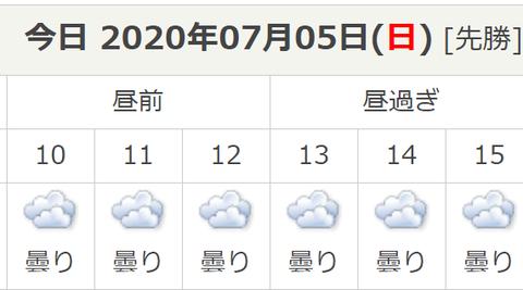 Opera スナップショット_2020-07-05_052417_tenki.jp